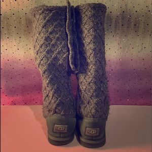 Ugg Sweater wool Boots